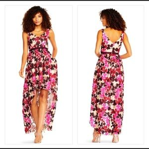 NWT 🌸 Amazing 🌟 Adrianna Papell High Low Dress